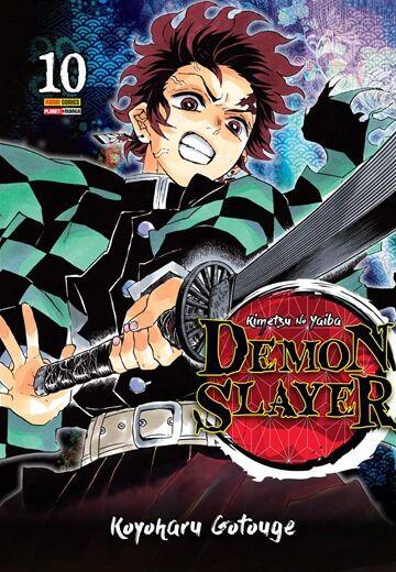 Pré Venda da Reimpressão - Demon Slayer: Kimetsu No Yaiba - Vol. 10