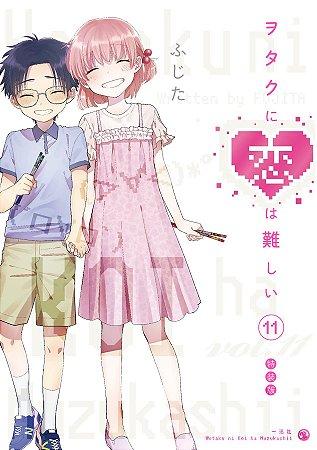 PRÉ VENDA - Wotakoi :O amor é difícil de Otaku -11 > Edição Especial [ JAPONÊS ]