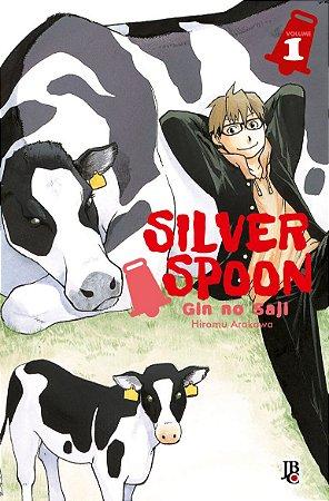 Pré-Venda   Silver Spoon - Vol. 01