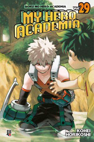 Pré-Venda | My Hero Academia - Vol. 29