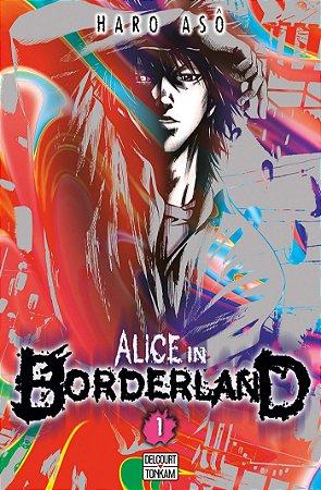 Mangá Alice in Borderland - Vol. 1 - [Em Francês]