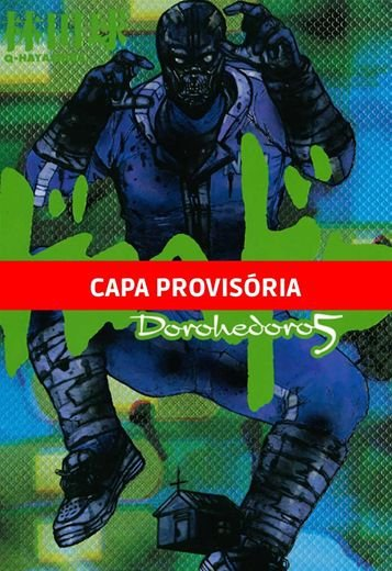 Pré-Venda   Dorohedoro - Vol. 05