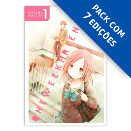 Pacote - One Week Friends - Pack 1 a 7