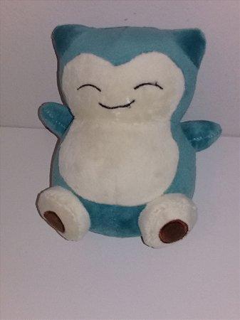 Pelúcia Pokemon - Snorlax