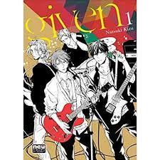 Given - Vol. 01