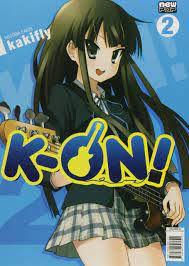 K-ON! - Volume 02