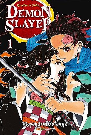 Pré Venda da Reimpressão - Demon Slayer: Kimetsu No Yaiba - Vol. 01