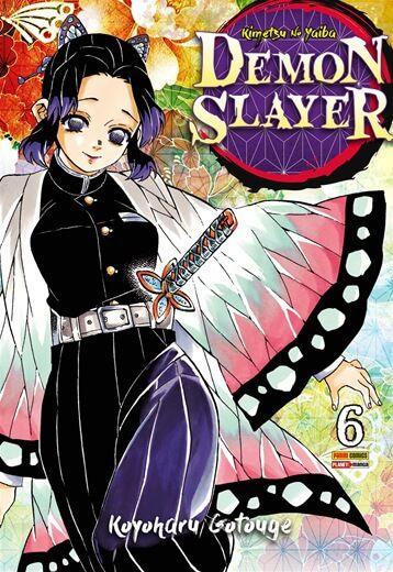 Pré Venda da Reimpressão - Demon Slayer: Kimetsu No Yaiba - Vol. 06