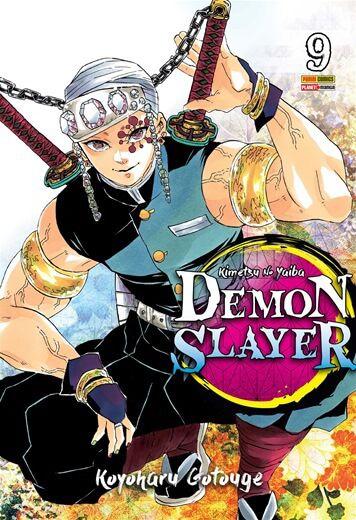 Pré Venda da Reimpressão - Demon Slayer: Kimetsu No Yaiba - Vol. 09