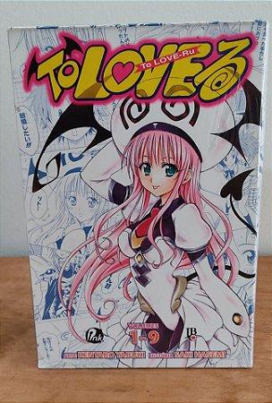 Box – To Love Ru - Vol. 1 a 9