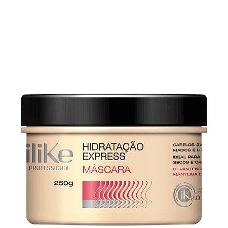 iLike Hidratação Express Máscara - 250g
