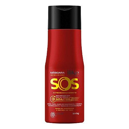 iLike Reconstrutor SOS Antiemborrachamento - 300ml