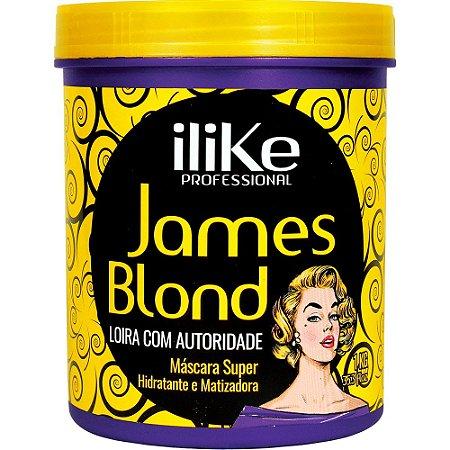 iLike James Blond Máscara - 1Kg