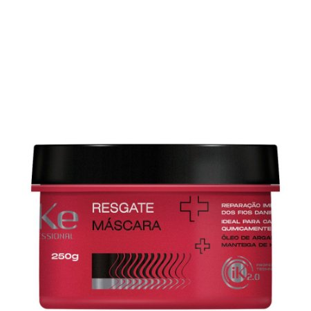 iLike Resgate Máscara - 250g