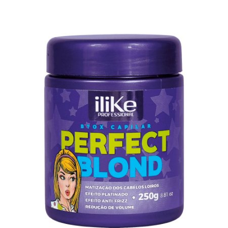 iLike Perfect Blond Btox - 250g