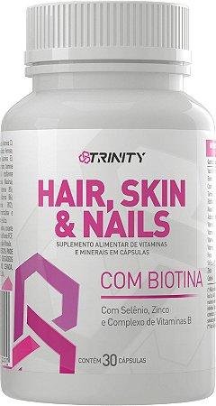 Hair Skin & Nails 30 cápsulas