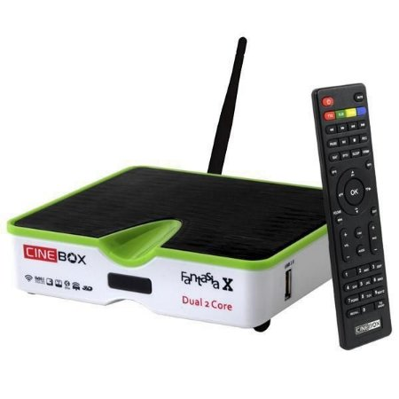 RECEPTOR CINEBOX FANTASIA X HD WIFI