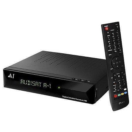 RECEPTOR AUDISAT A1 HD WIFI