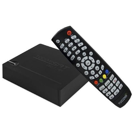 RECEPTOR Tocomsat iNET 4K Wi Fi/Bluetooth/USB/HDMI e Micro SD