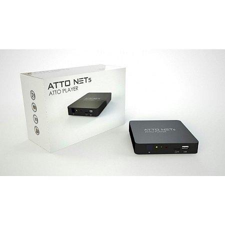 RECEPTOR ATTO NET 5