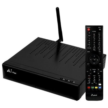 RECEPTOR AUDISAT A1 Plus WiFi/ H265 / ACM - Lançamento!