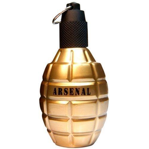 Arsenal Gold Homme Eau de Parfum - Perfume Masculino