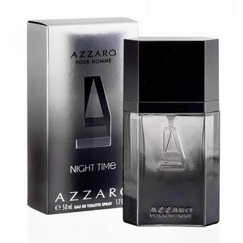 Night Time Masculino Eau de Toilette- Azzaro 100 ml