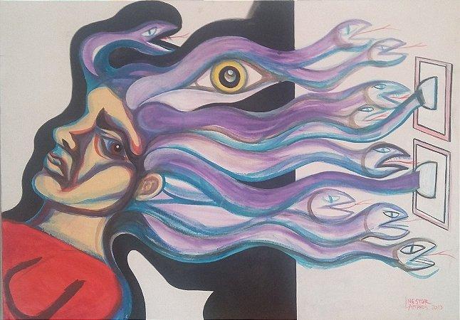 A medusa elétrica