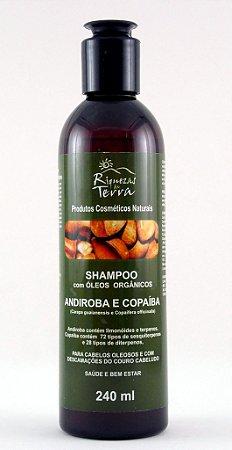 Shampoo Andiroba e Copaíba