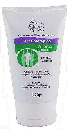 Gel Crioterápico - Arnica Freeze 120g.