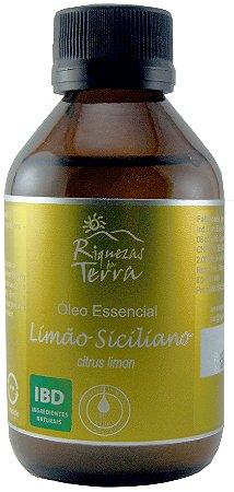 Óleo Essencial de Limão Siciliano 100 ml