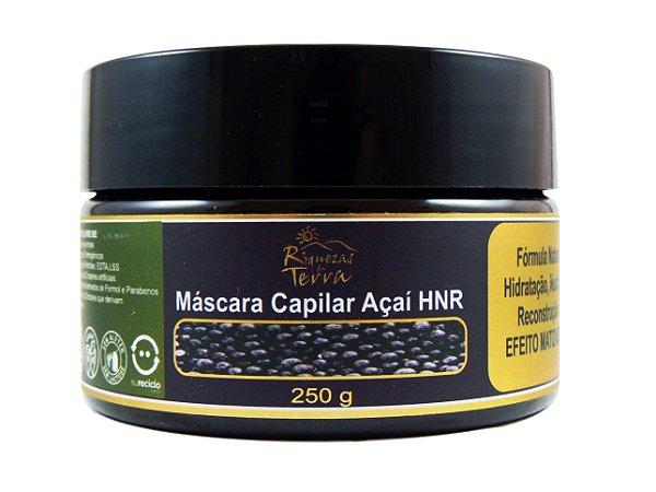 Máscara Capilar Açaí HNR - Efeito Matizador