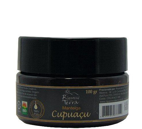 Manteiga de Cupuaçu Orgânico 100g - Certificada IBD