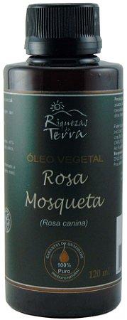 Óleo Vegetal de Rosa Mosqueta 100% Puro - 120ml