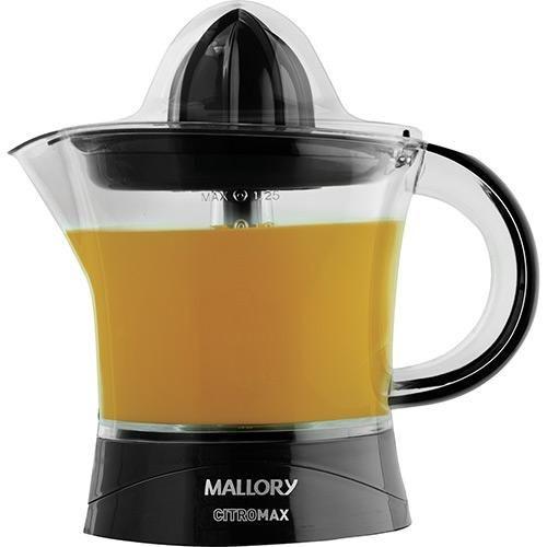 Espremedor de Frutas Mallory Citromax - 1,2L
