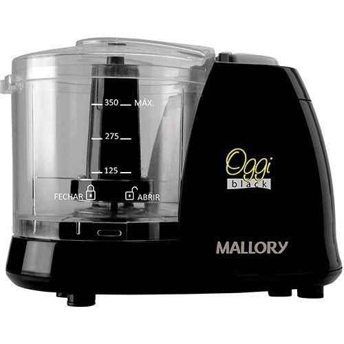 Processador Mallory Oggi Black 220V
