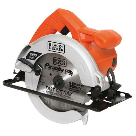 Serra Circular 7 -1/4 Black&decker Cs1024 - 1.500w