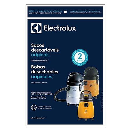 Saco Descartável para Aspirador de Pó Electrolux CSE20