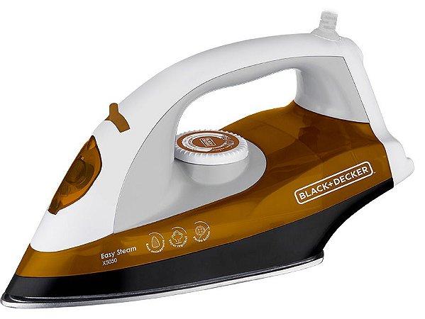 Ferro de Passar Black & Decker Vapor X5050