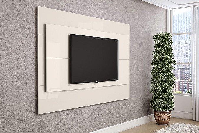 Painel para TV de até 60 100% MDF Valence - Belaflex