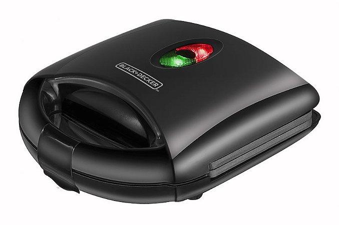 Sanduicheira Grill 200V 700W SG700 - Black Decker