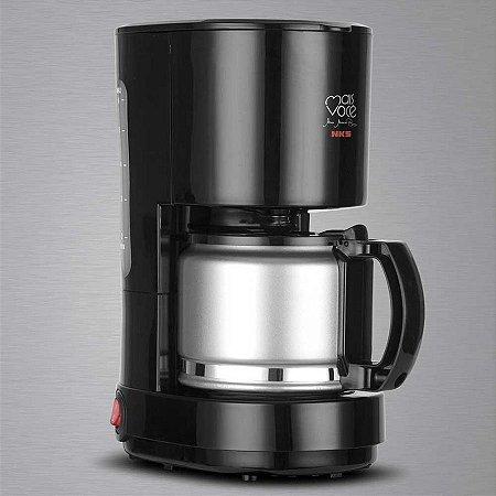 Cafeteira Elétrica Tsk-427 26 Xíc. Inox Mais Você 220v
