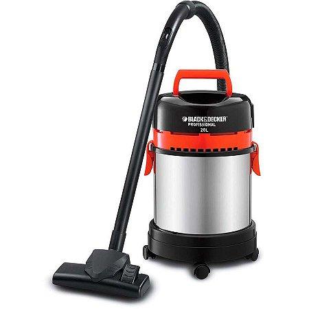 Aspirador Água E Pó Black Decker 220v 1400w