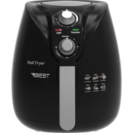 Fritadeira Best Sem Óleo Kdf522 Fryer 220v