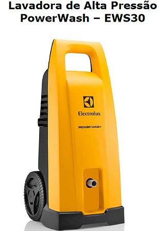 Lavadora de Alta Pressão Electrolux Powerwash Eco EWS30