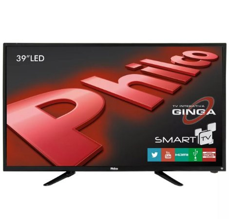 Smart TV Philco TV 39'' FullHD PH39N91DSGWA