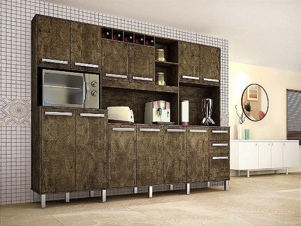 Kit cozinha Valdemoveis Agata
