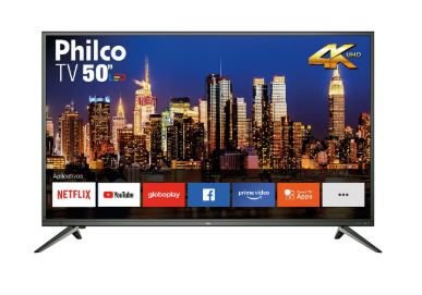 "Tv Philco 50"" PTV50M60SSG Smart Netflix"