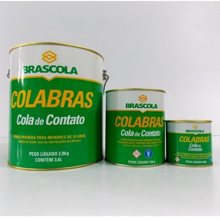 COLA DE CONTATO COLABRAS