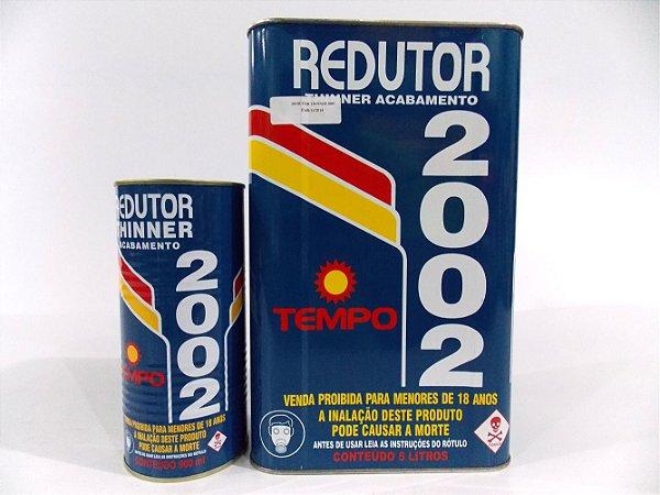 REDUTOR THINNER DE 1° 2002 - TEMPO